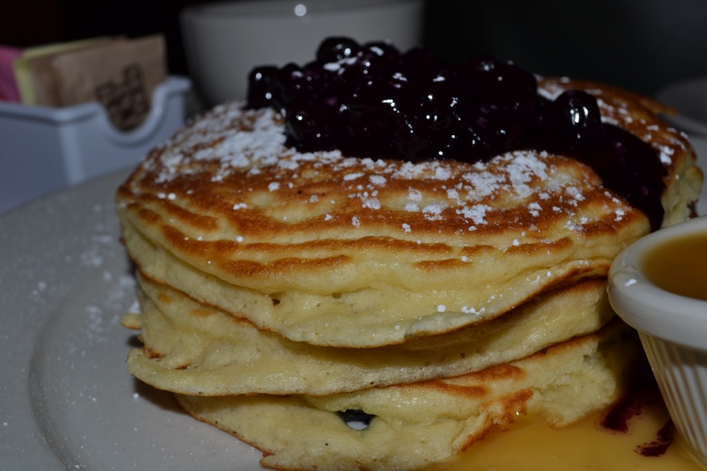 food punk » Clinton St. Baking Company: Pancakes for Dinner