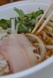 Breakfast pho, The Pig and the Lady, KCC Farmers' Market, Parking Lot C (Off of Diamond Head Road), 4303 Diamond Head Road, Honolulu, HI