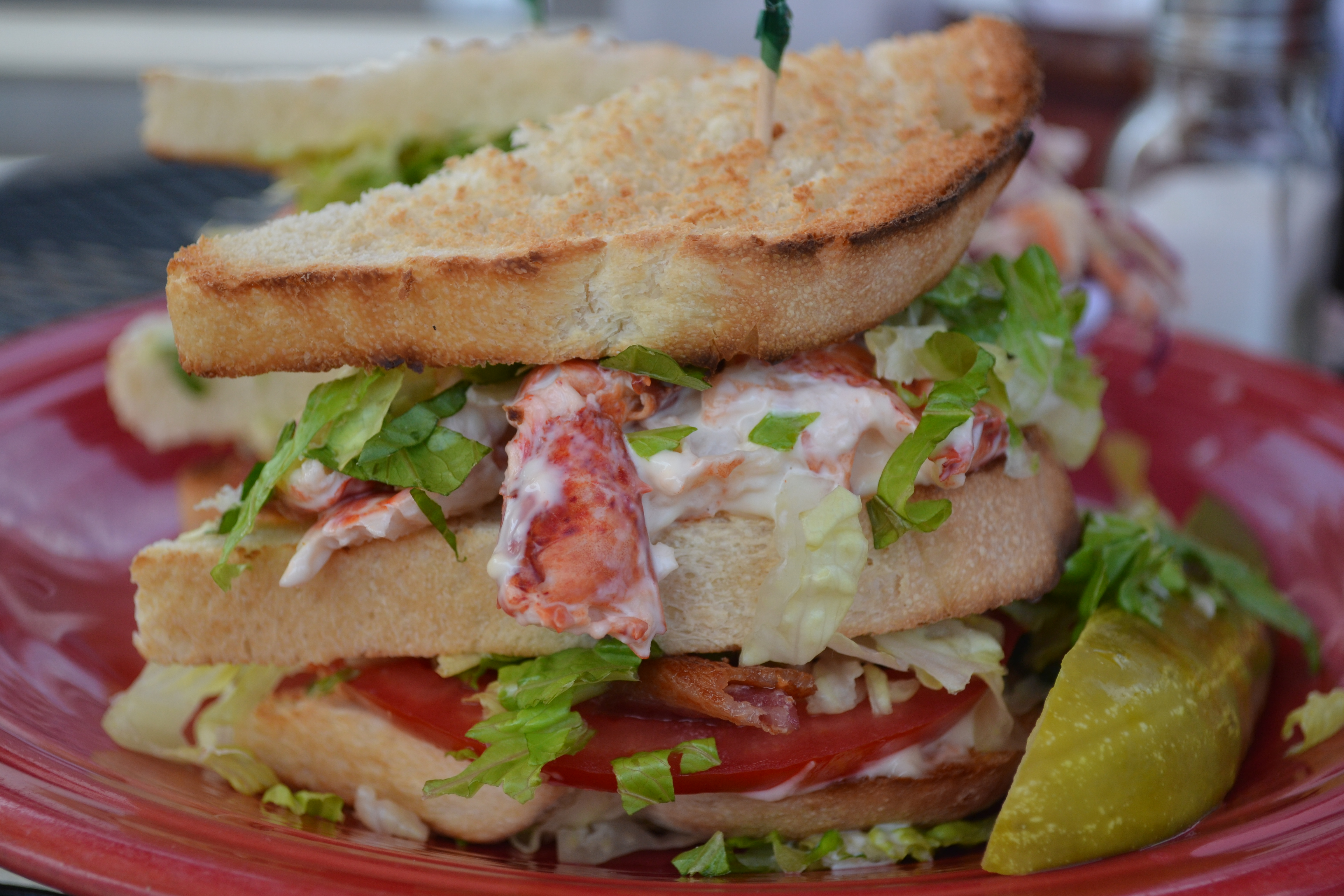 food punk » Home Kitchen Cafe: Home of the Clawed Father Lobster ...